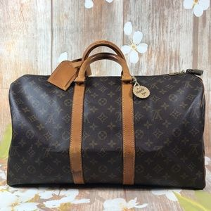 22af3644f188 Louis Vuitton · Authentic Louis Vuitton Monogram Travel Bags